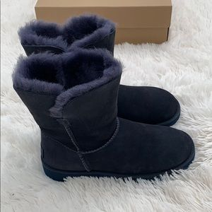 Classic cuff short imperial blue UGG Boots